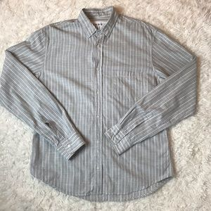 Frank & Eileen Luke Vertical Stripe Shirt